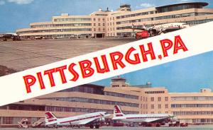 Airport Views, Pittsburgh, Pennsylvania