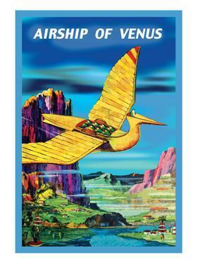 Airship of Venus