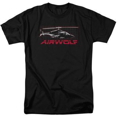 Airwolf - Airwolf Grid