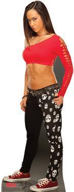 AJ - WWE Lifesize Standup