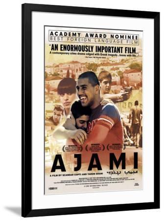 Ajami--Framed Poster