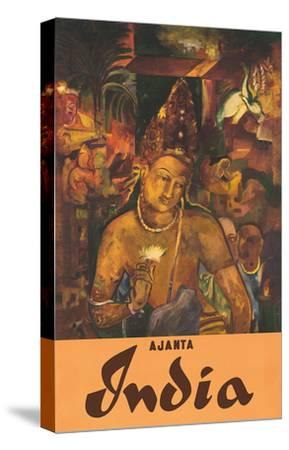 Ajanta, India, c.1959