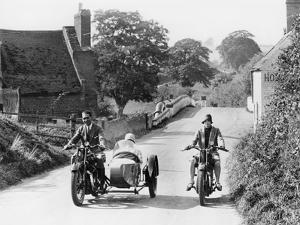 Ajs Motorbikes, C1939
