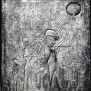 Akhenaten (Amenhotep I) Heretic Egyptian Pharaoh