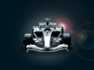 Formula One Car by Akhilesh