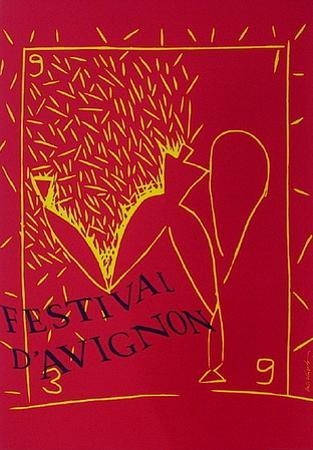 Festival d'Avignon by Aki Kuroda