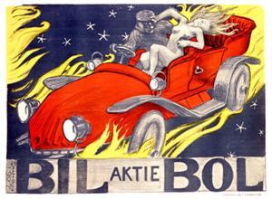 Bil-Bol by Akseli Gallen-Kallela