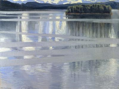 Lake Keitele, 1905 by Akseli Gallen-Kallela
