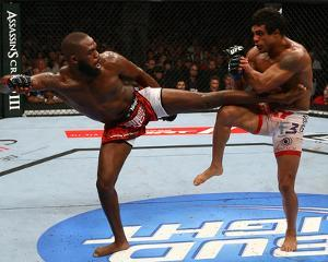 UFC 152: Sept 22, 2012 - Jon Jones vs Vitor Belfort by Al Bello