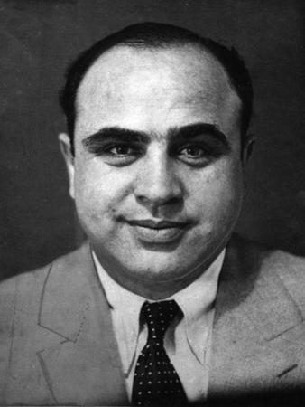 Al Capone, C.1930