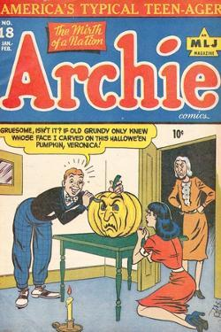 Archie Comics Retro: Archie Comic Book Cover No.18 (Aged) by Al Fagaly