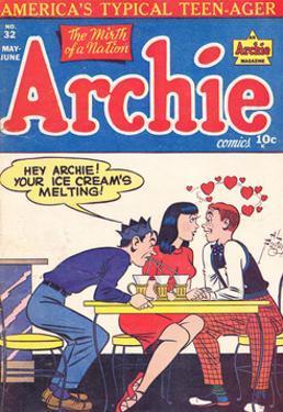 Archie Comics Retro: Archie Comic Book Cover No.32 (Aged) by Al Fagaly