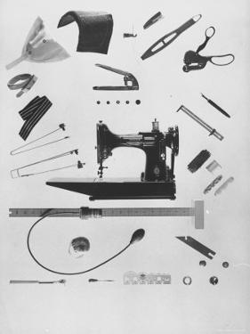 Sewing Tools by Al Fenn