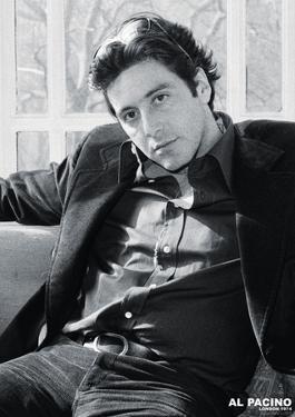 Al Pacino- London 1974