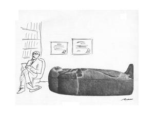 New Yorker Cartoon by Al Ross