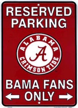 Alabama BAMA Fans