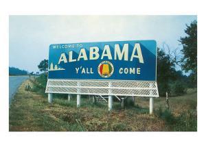 Alabama Billboard