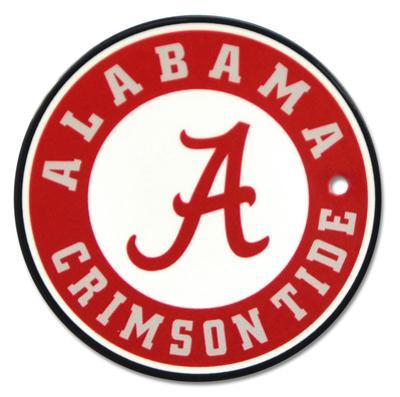 Alabama Crimson Tide Steel Magnet