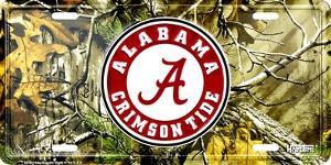 Alabama Realtree camo