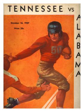 Alabama vs. Tennessee, 1937