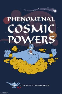 Aladdin - Cosmic Powers