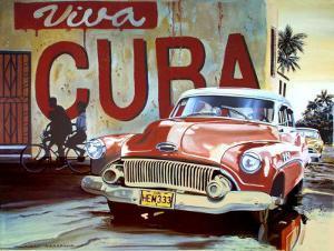Viva Cuba by Alain Bertrand