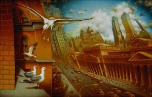 La nouvelle Samarkand by Alain Cardinal