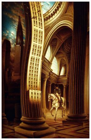 La rôdeur du Pantheon