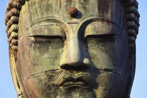 Big Buddha, Kamakura, Japan by Alain Evrard