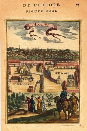 Moscow, 1683