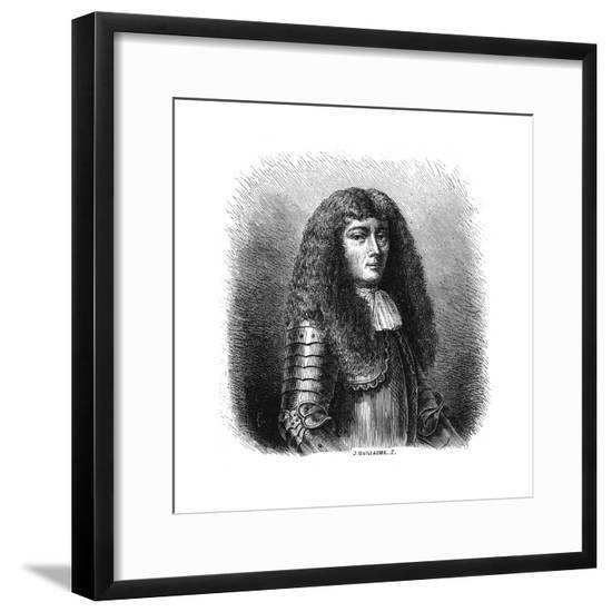 Alain Manesson-Mallet--Framed Giclee Print