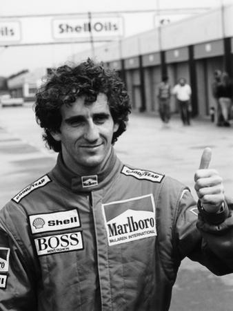 Alain Prost, C1984-C1989