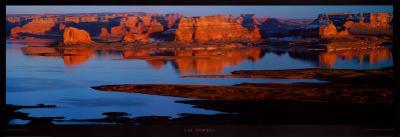 Lake Powell by Alain Thomas