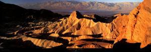 Zabriskie Point by Alain Thomas