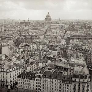 Above Paris #24 by Alan Blaustein