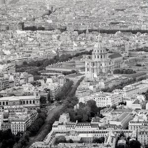 Above Paris #26 by Alan Blaustein