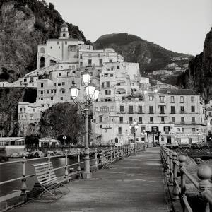 Amalfi Pier #1 by Alan Blaustein