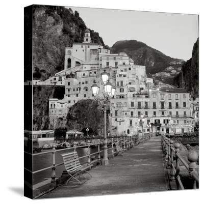 Amalfi Pier I by Alan Blaustein