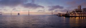 Bay Pano #119 by Alan Blaustein