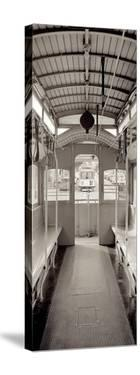Cable Car Pano #2 by Alan Blaustein