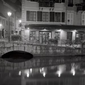 Cafe des Ducs 1 by Alan Blaustein