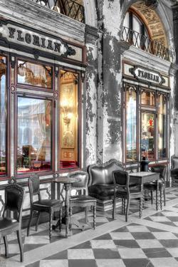Caffe Florian, Venezia by Alan Blaustein