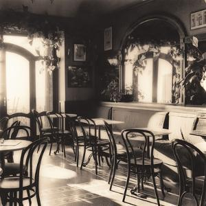 Caffè, Montepulciano by Alan Blaustein