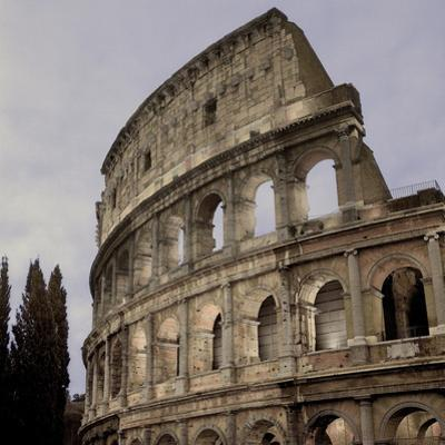 Coliseum Rome #2 by Alan Blaustein