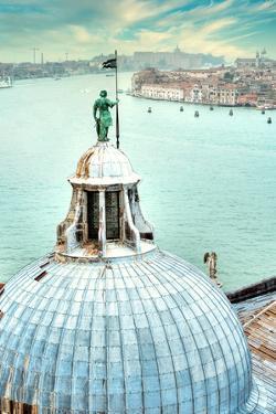 Duomo San Giorgio Maggiore #1 by Alan Blaustein