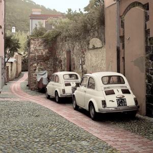 Fiat 500s by Alan Blaustein