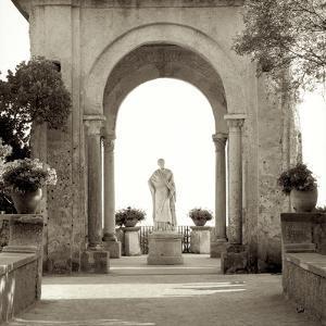 Giardini Italiano V by Alan Blaustein
