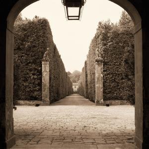 Giardini Portico by Alan Blaustein