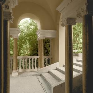 Jardin Portique No. 1 by Alan Blaustein