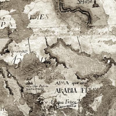 La Mappa #2 by Alan Blaustein